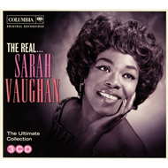 Produktbilde for The Real  Sarah Vaughan (CD)