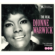 Produktbilde for The Real  Dionne Warwick (3CD)