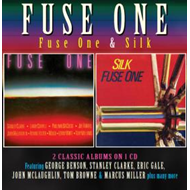Fuse One / Silk (CD)
