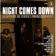 Produktbilde for Night Comes Down: 60 British Mod R&B Freakbeat & Swinging London Nuggets (3CD)