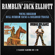 Young Brigham / Bull Durham Sacks & Rail (CD)