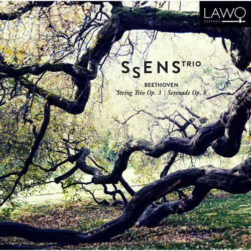 Ssens Trio - Beethoven: String Trio,Op 3/Serenade Op8 (CD)