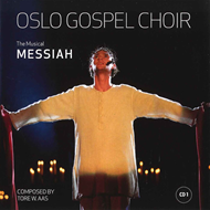 Messiah - The Musical (CD)