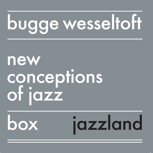 New Conception Of Jazz (3CD)