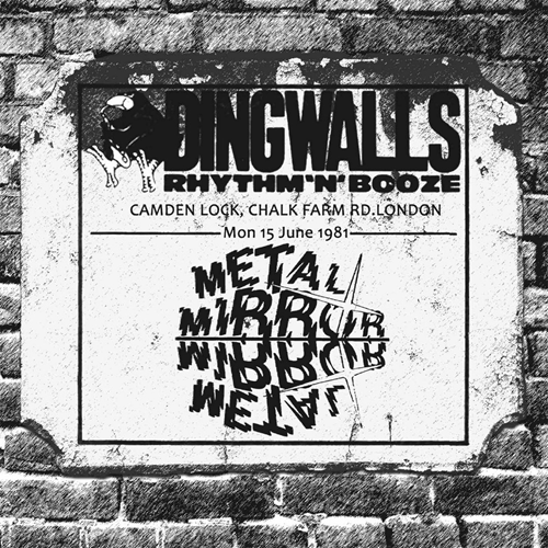 Dingwalls Tapes - Live In London 1981 (CD)