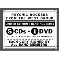 Psychic Rockers From The West (5cd+Dvd) (6CD)