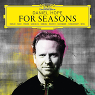 Daniel Hope - For Seasons (CD)