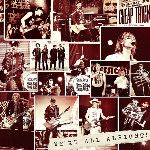 We're All Alright! - Deluxe Edition (CD)