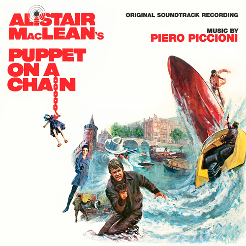 Puppet On A Chain - Soundtrack (CD)