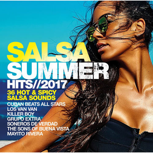 Salsa Summer Hits 2017 (2CD)
