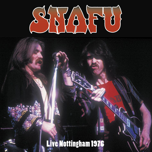 Live Nottingham 1976 (CD)