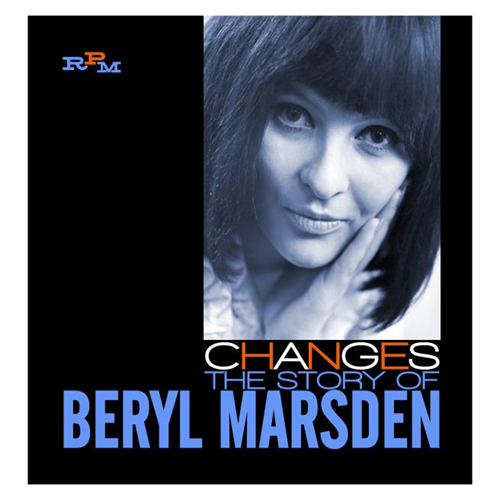 Changes - The Story Of Beryl Marsden (CD)
