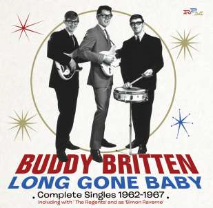 Long Gone Baby: Complete Singles 1962-67 (CD)