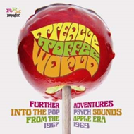 Treacle Toffee World - Further Adventures Into The Pop Psych Sounds From Thr Apple Era 1967-1969 (CD)