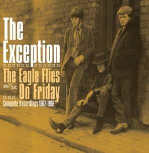 The Eagle Flies On Friday: Complete 1967-1969 (CD)