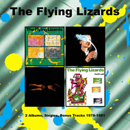 Flying Lizards/Fourth Wall (2CD)