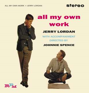 All My Own Work (CD)