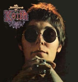 The Adventures Of Keith (CD)