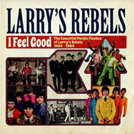 I Feel Good: The Essential Purple Flashes Of Larry's Rebels 1965-1969 (CD)