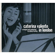 Produktbilde for Caterina Valente In London (CD)