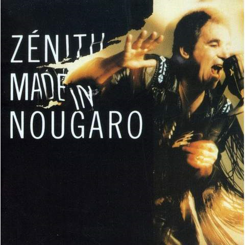 Zenith Made In Nougaro (CD)