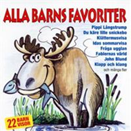 Alla Barns Favoriter (CD)