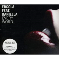 Every Word (Feat. Daniella) (CD)