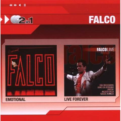Emotional / Live Forever (CD)