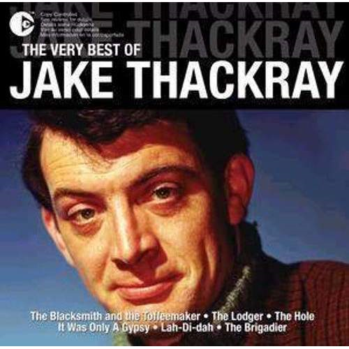 The Very Best Of Jake Thackray (CD)