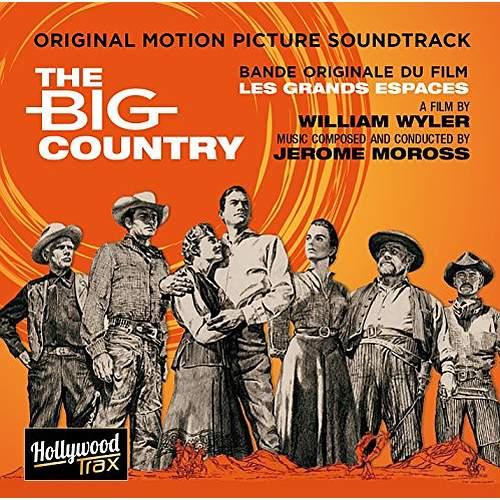 The Big Country - Original Soundtrack (CD)