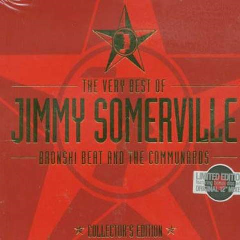 The Very Best Of Jimmy Somerville, Bronski Beat And The Communards (CD)