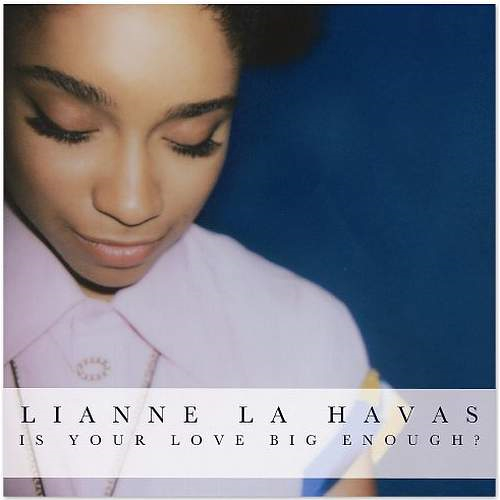 Is Your Love Big Enough? (CD)