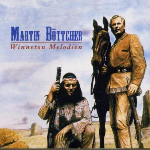 Winnetou-Melodien (CD)