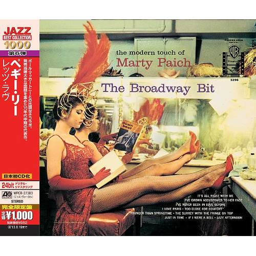 The Broadway Bit (Japanese Vinyl Replica) (CD)