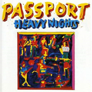 Heavy Nights (CD)