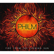 Fire From The Evening Sun (CD)