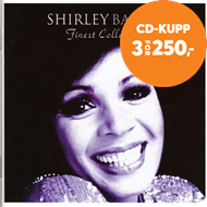 Produktbilde for The Finest Shirley Bassey Coll (CD)