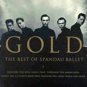 Gold - The Best Of Spandau Bal (CD)