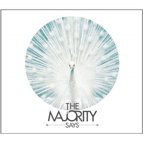 The Majority Says (CD)