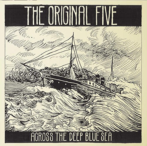 Across The Deep Blue Sea (CD)