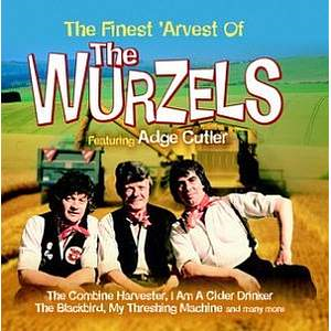 The Finest 'arvest Of The Wurzels (CD)