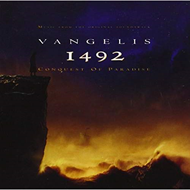 Produktbilde for 1492 - Conquest Of Paradise: Orginal Motion Picture Soundtrack (CD)