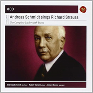 Andreas Schmidt Sings Strauss Songs (8CD)