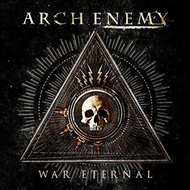 Produktbilde for War Eternal (CD)