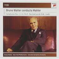 Bruno Walter Conducts Mahler (7CD)