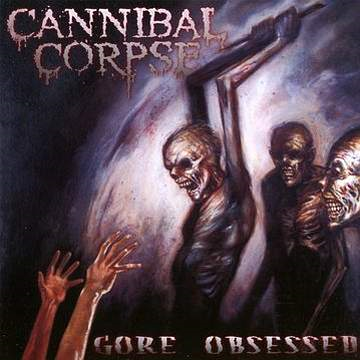 Gore Obsessed (CD)