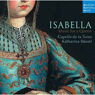 Isabella - Music For A Queen (CD)