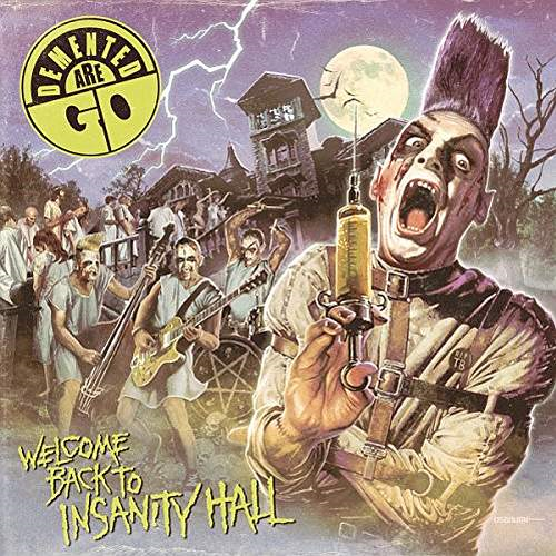 Welcome Back To Insanity Hall (CD)
