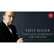 Fritz Reiner - The Complete Chicago Symphony Recordings On Rca (63CD)