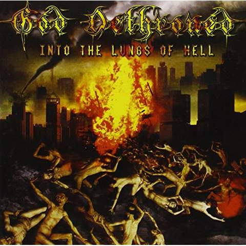 Into The Lungs Of Hell (CD)